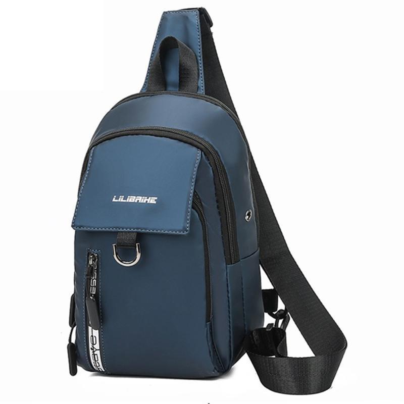 Männer Casual Messenger Bag Anti-Diebstahl-Gehen Einkauf Band Gürtel Multifunktions-Tasche Geld Telefon Gurtqualität Großhandel # LR4
