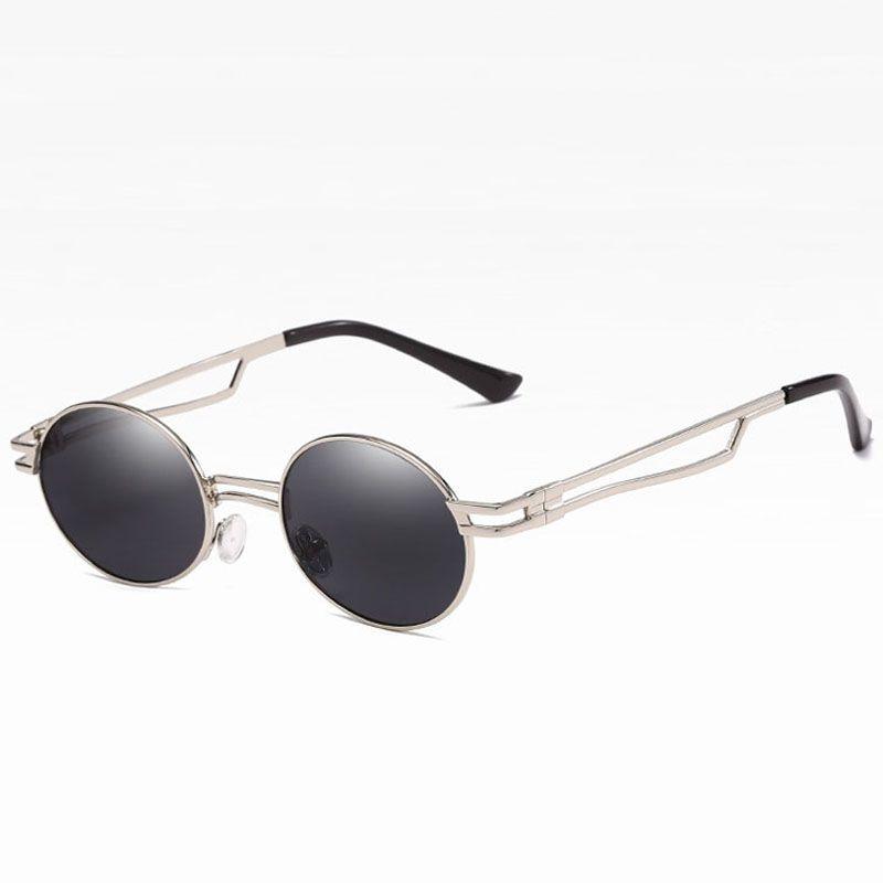 Erkekler Kadınlar Için güneş gözlüğü Erkek Retro Sunglass Moda Sunglases Lüks Güneş Gözlükleri Trendy Bayanlar Sunglases Unisex Tasarımcı Güneş Gözlüğü 9C1J01