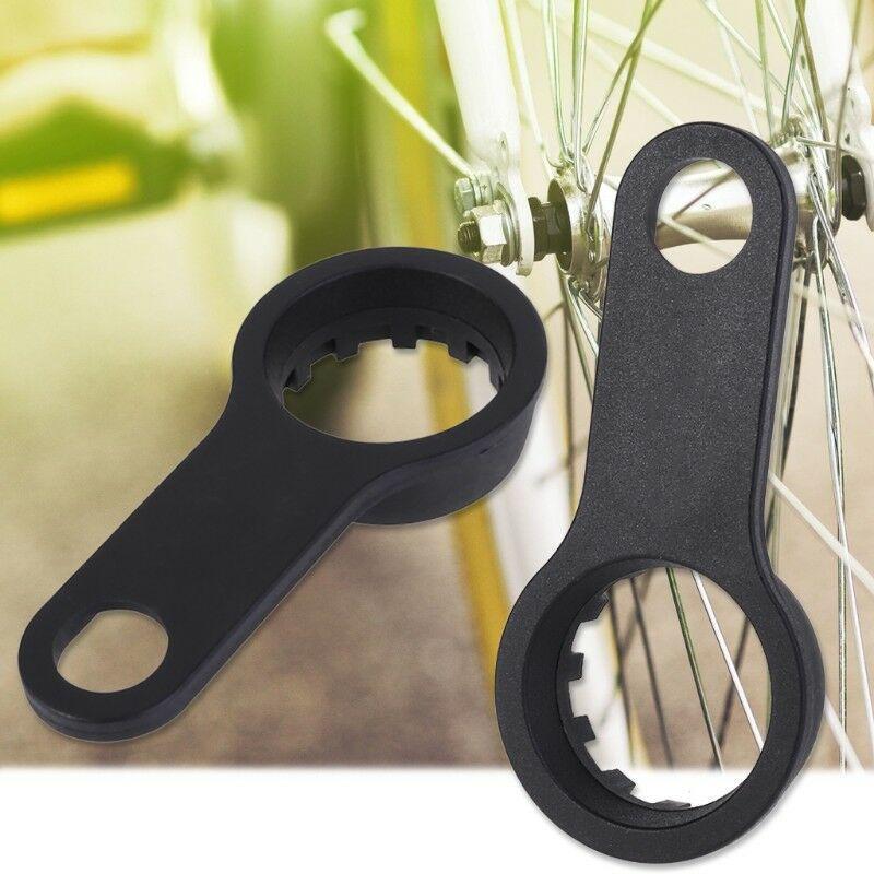 Retrait vélo fourche Clé Spanner Sur Pour SR SUNTOUR XCT XCM XCR VTT Vélo fourche avant Remover Clé Spanner outil de réparation de 80mm