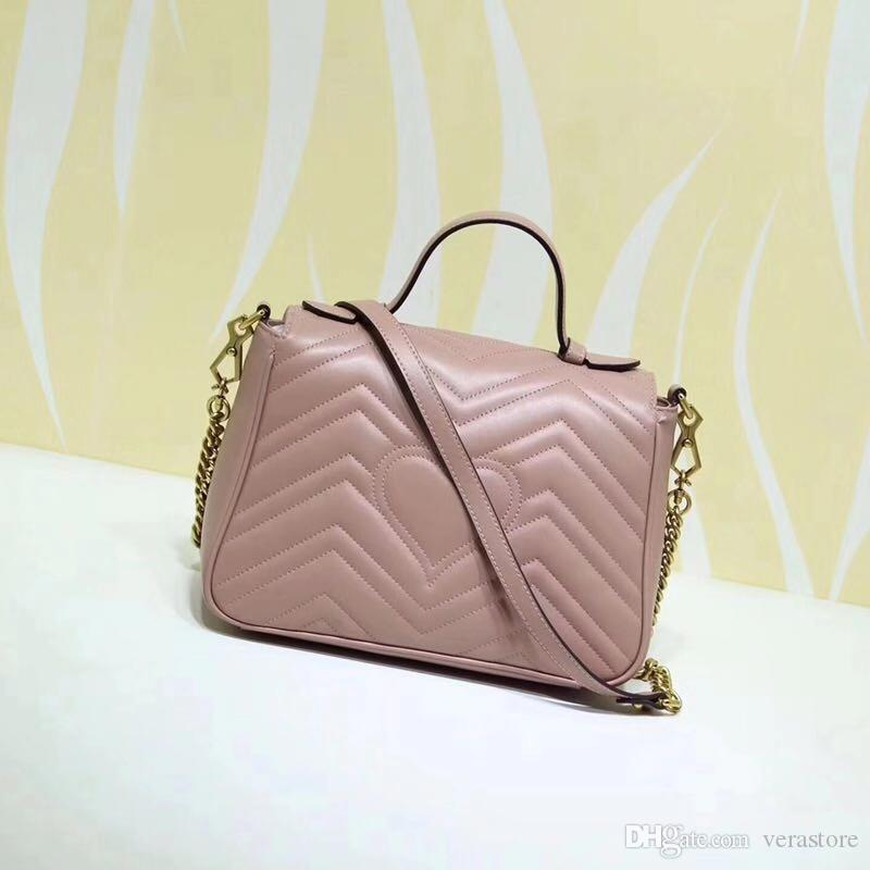 VeraStore أعلى درجة جلدي فاخر حقائب نسائية وحقائب الكتف مصمم الجودة حقيبة للمرأة الماركات الشهيرة أنثى
