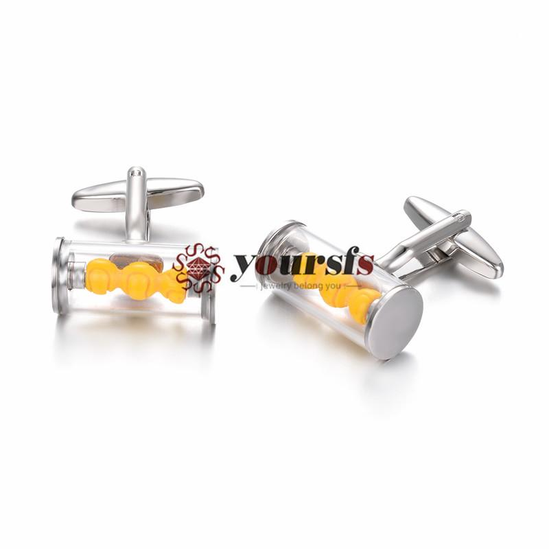 Multi Material Stone Men Cufflinks Best Birthday Father/'s Day Gift Wedding Gift For Him