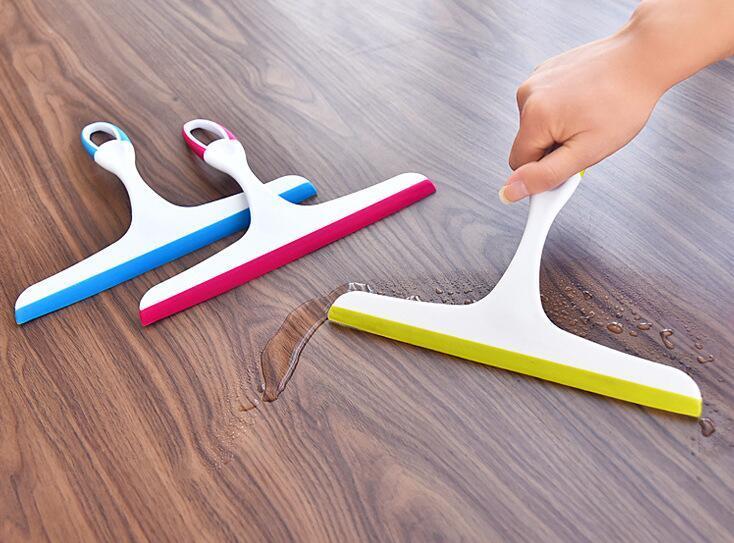 Щетка для мытья Стеклоочиститель для мыла Очиститель мыла Ракель для душа Ванная комната Зеркало для пола Автомобильная щетка для лезвий DHL Free