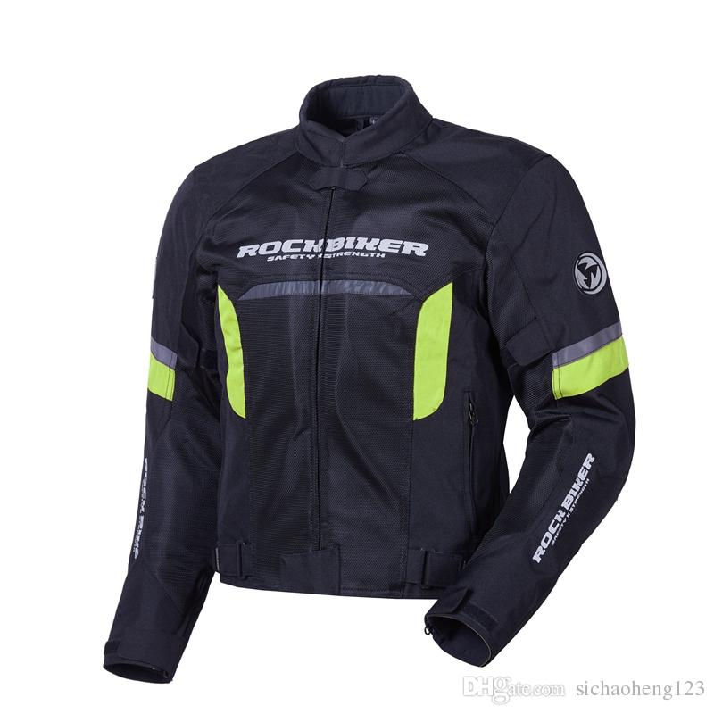 Summer breathable Racing suit/riding off-road jacket/outdoor sport jackets/motorcycle jackets cycling clothes windproof 3 colors Reflective