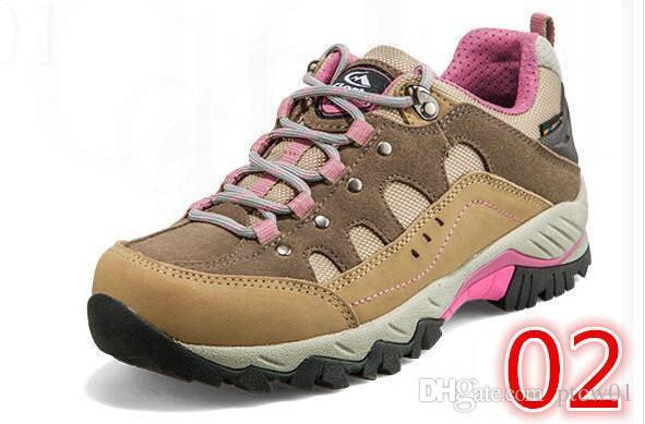 2019 mujeres del hombre zapatos para caminar al aire libre deporte zapatillas Ajd00f1002