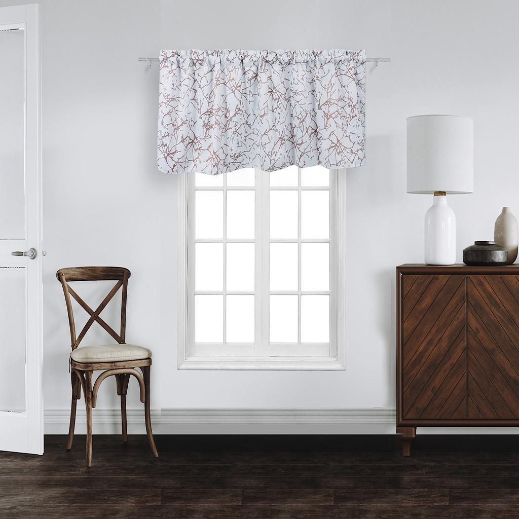 1Pcs moderna Curtain Swags tutti i colori Valance tendine Swag Poliestere Tende per la cucina di alta qualità 100x45cm 3 aprile