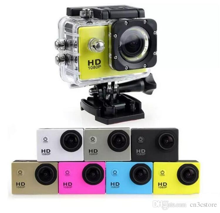 Waterproof Action Video Camera Cheap SJ4000 1080P Full HD Digital Sport Cameras Under 30M DV Recording Mini Sking Bicycle Photo Video Cam