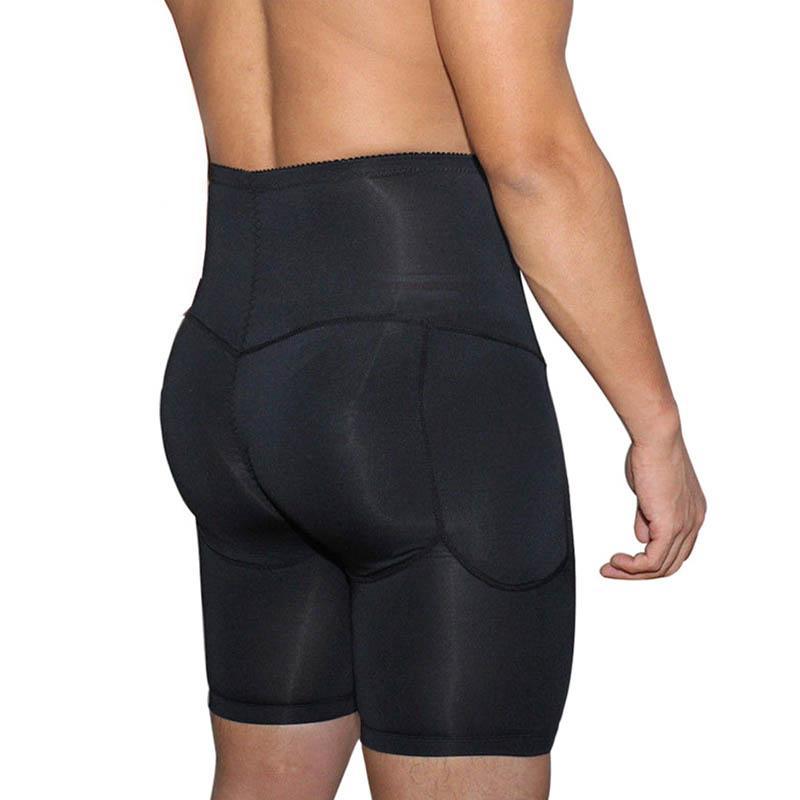 Uomini Hot Butt Lifter imbottito intima delle natiche Booster Enhancer shaper Boxer CGU 88