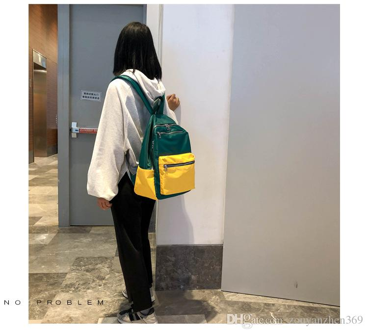 Yeni sırt çantası iş dizüstü sırt çantası erkek moda eğlence seyahat çantası