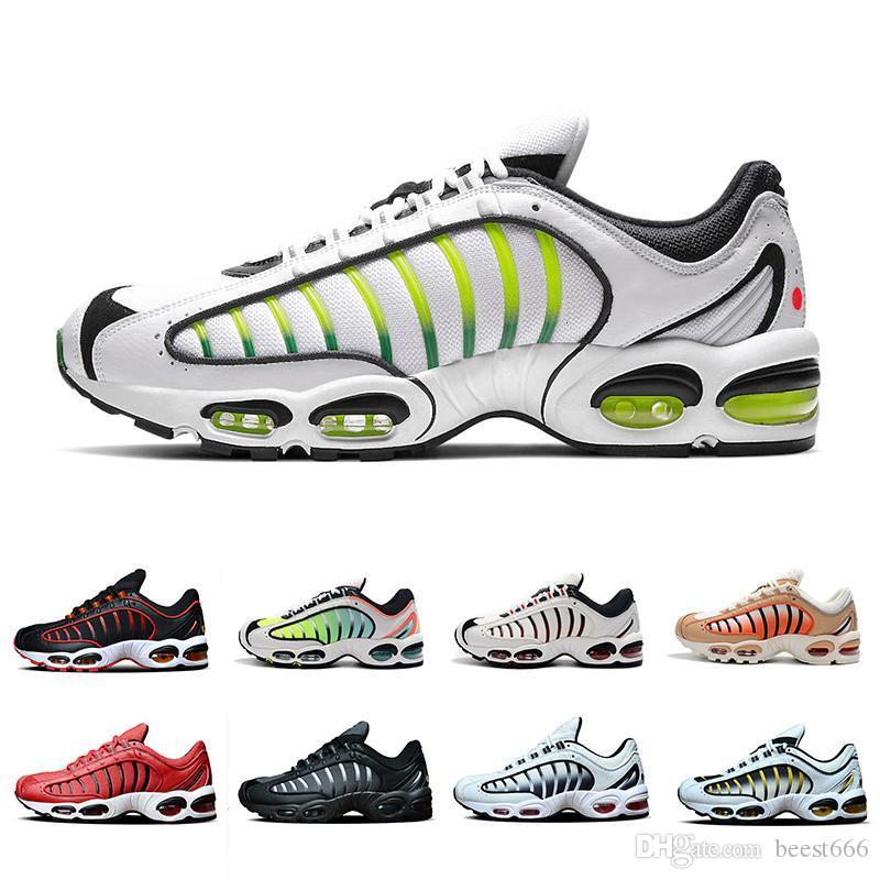 Confortevole Pure Platinum Gradient Tn Inoltre Og Ultra Tailwind Iv 4 Scarpe da corsa a Marina e Gold Man Outdoor allenatori sportivi Sneakers 40-45