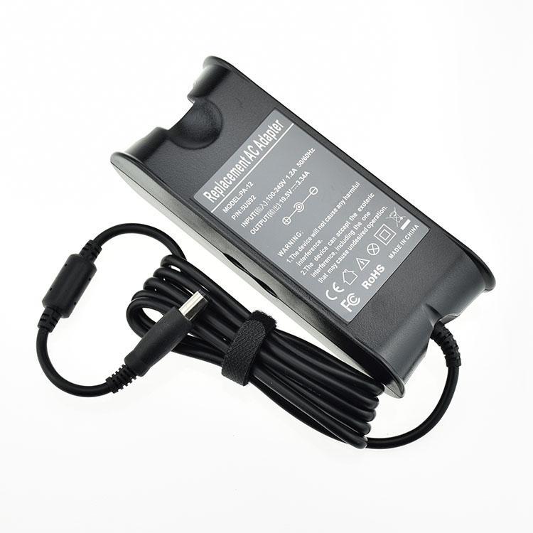 델 인스 파 이런 M5010 N7110 1520 1505에 대한 교체 19.5V 3.34A 65W PA-12 노트북 AC 어댑터 노트북 충전기