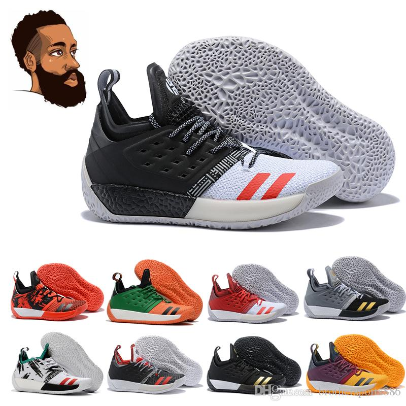 2020 2019 New Arrival Fashion Designer Shoes Big Beard Vol 2 Basketball Shoes Mens Mvp Training Sneakers Men Sports Running Shoes Us7 12 From Brothersports886 100 51 Dhgate Com
