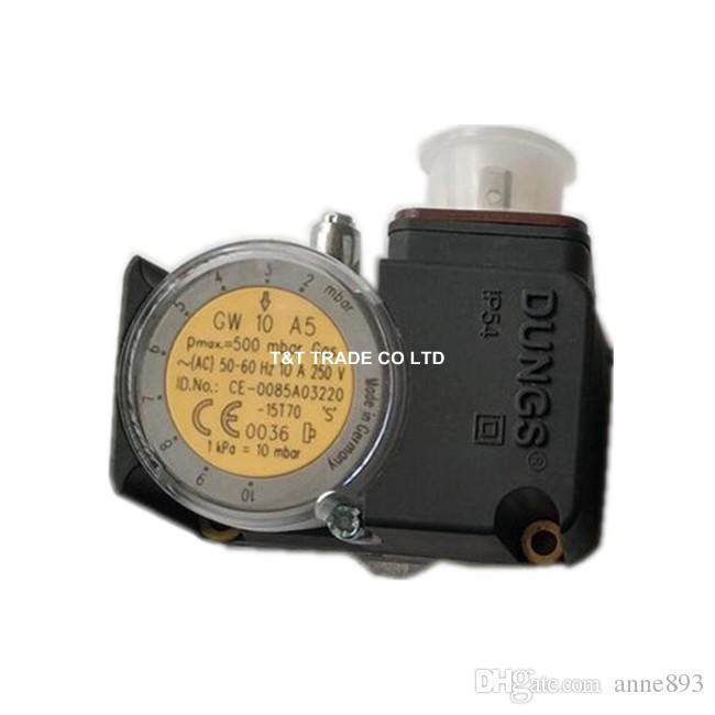 DUNGS Реле давления GW10A5 GW50A5 GW150A5 Новая и оригинальная гарантия на один год