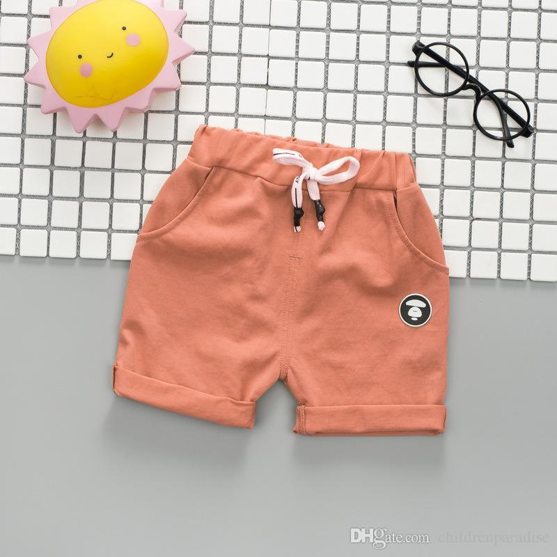 2019 Newborn Infant Kids Baby Boys Summer Clothes Casual Sport Tops Pants Shorts