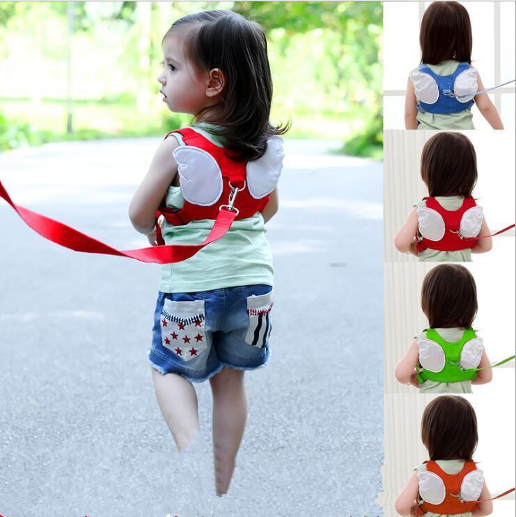 طفل لمكافحة خسر حزام الطفل المشي تسخير طفل الاطفال لمكافحة خسر الكتف السلامة حزام حزام الملاك الأزياء تصميم سلامة الطفل حزام C852