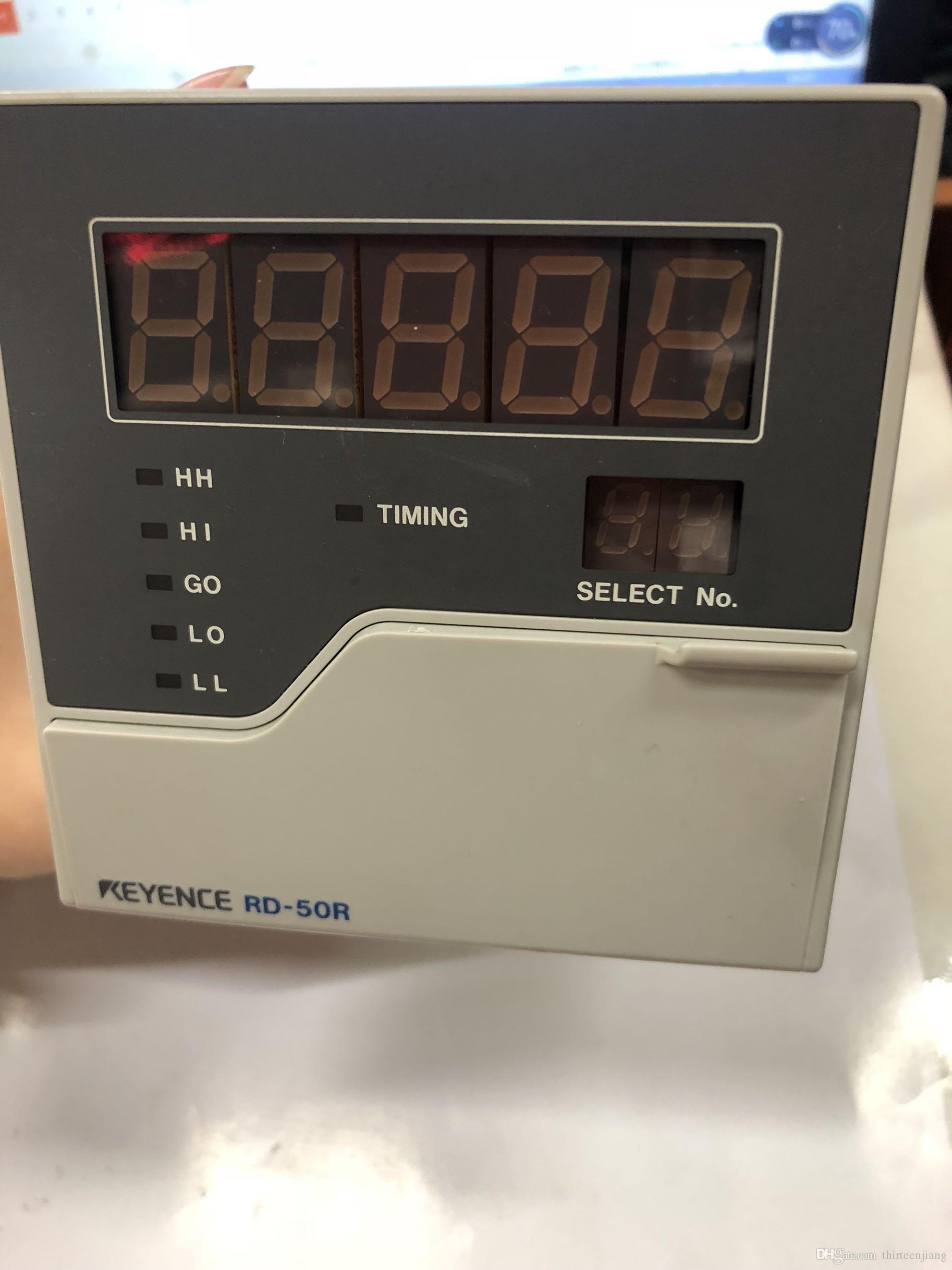 1PCS Keyence RD Series Analog Sensor Controller RD-50R New In Box Free Expedited Shipping