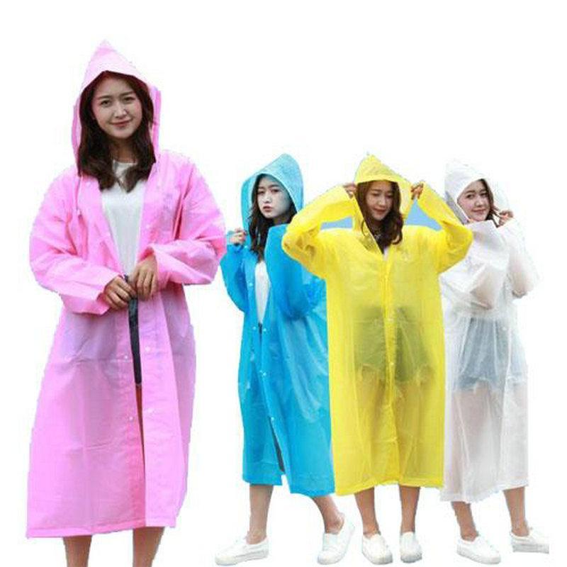 Men Women Unisex Waterproof Raincoats Jacket Hooded Raincoat Rain Coat Poncho Rainwear Outdoor Accessories free shipping