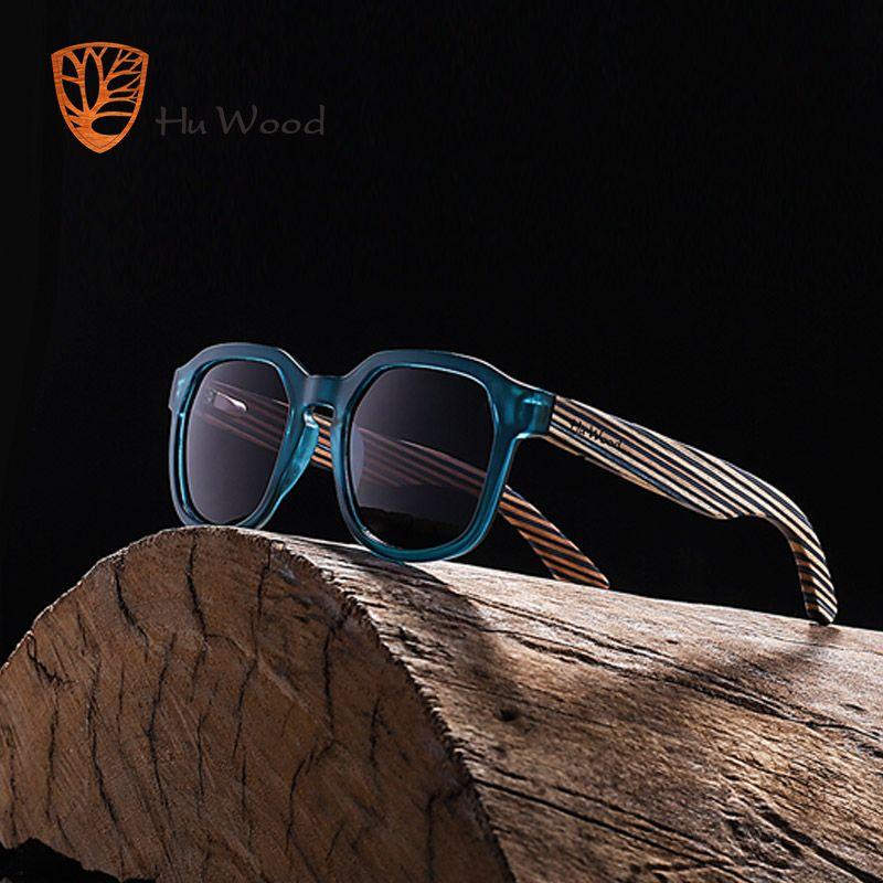 Objektiv Männer Sonnenbrille Fischereifarn UV400 Womens Fahren Sonnenbrille Bambus Holz Großhandel Reisen für Polarisierte Sonnenbrille GR8014 Cuiad