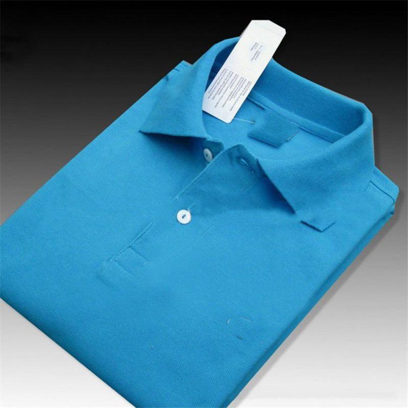 Moda Uomo e Designer camice professionali estiva da uomo Polo ricamo 2020 magliette di polo della camicia di tendenza uomo Donne High Street Top Tee