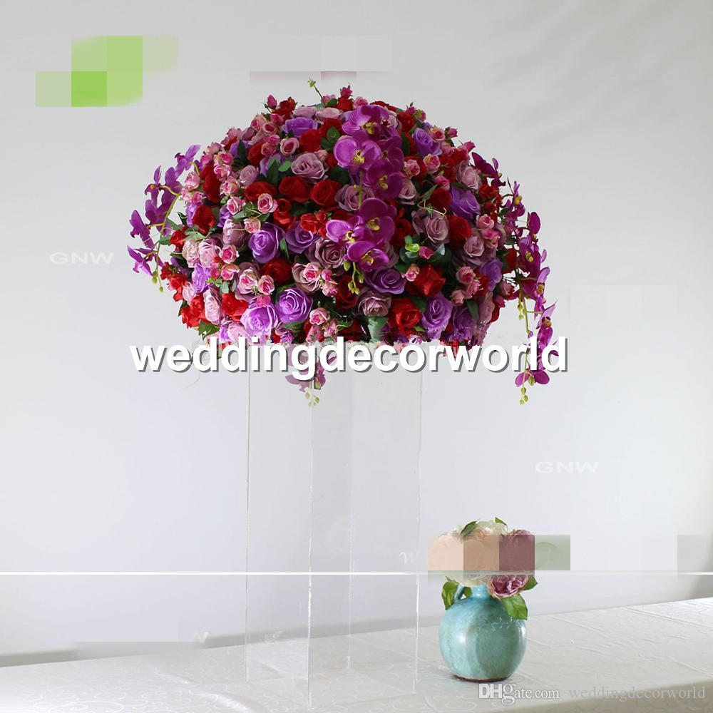 No Flowers Including High Quality Artificial Mix Color Wedding Roll Up Flower Ball And Flower Wall Backdrop For Wedding Decor540 Birthday Party Theme
