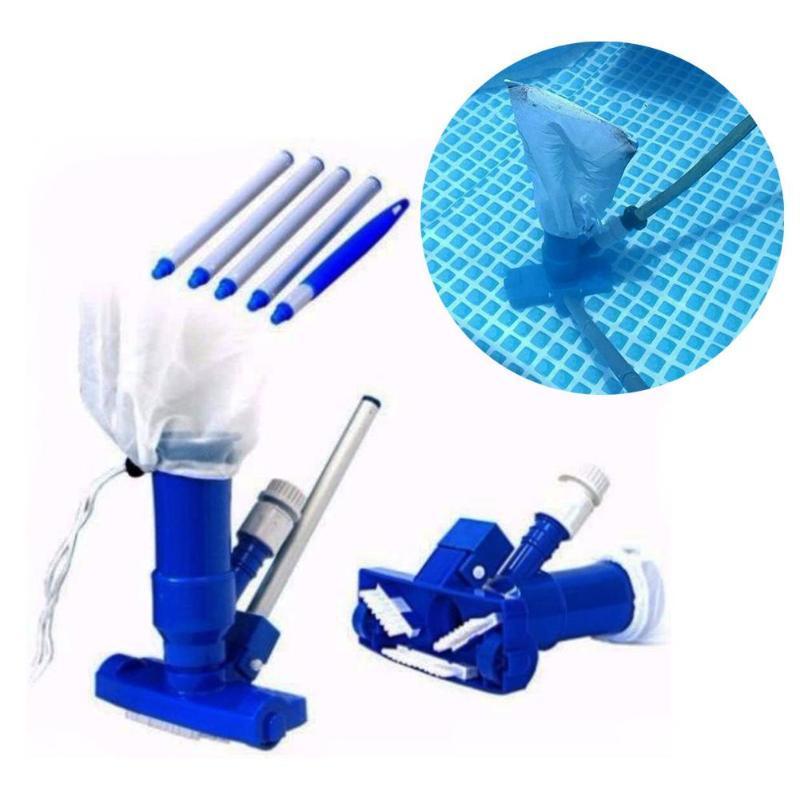 Tragbare multifunktionale Schwimmbad Vakuum Strahlreinigung Staubsauger Schwimmbad Spa Whirlpool Reinigung accessori