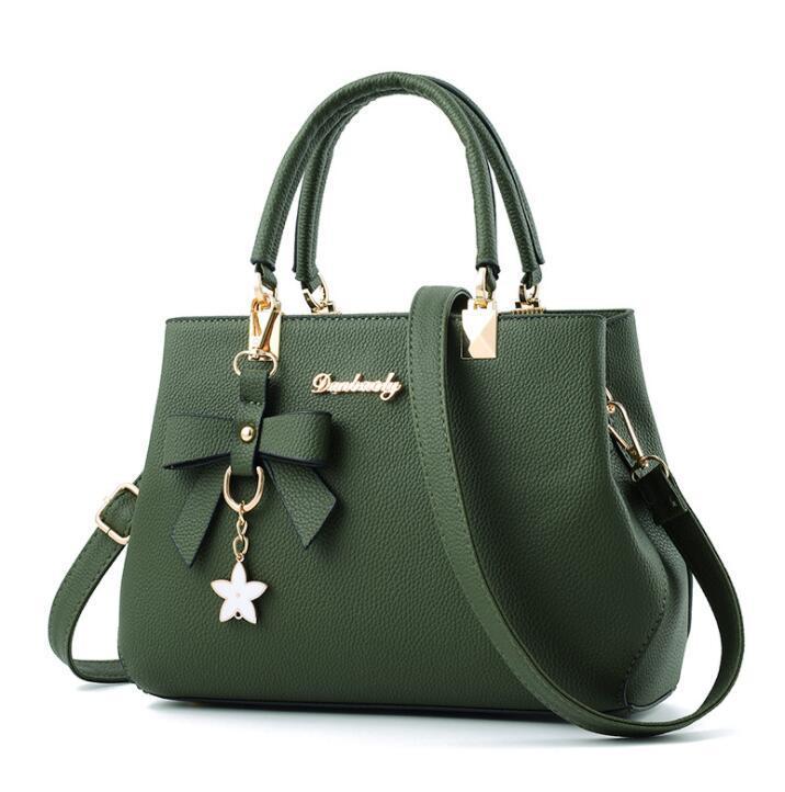 Sac pour femme 2019 nouvelle mode version coréenne du sac à bandoulière casual Messenger sac printemps dames sac à main # 007