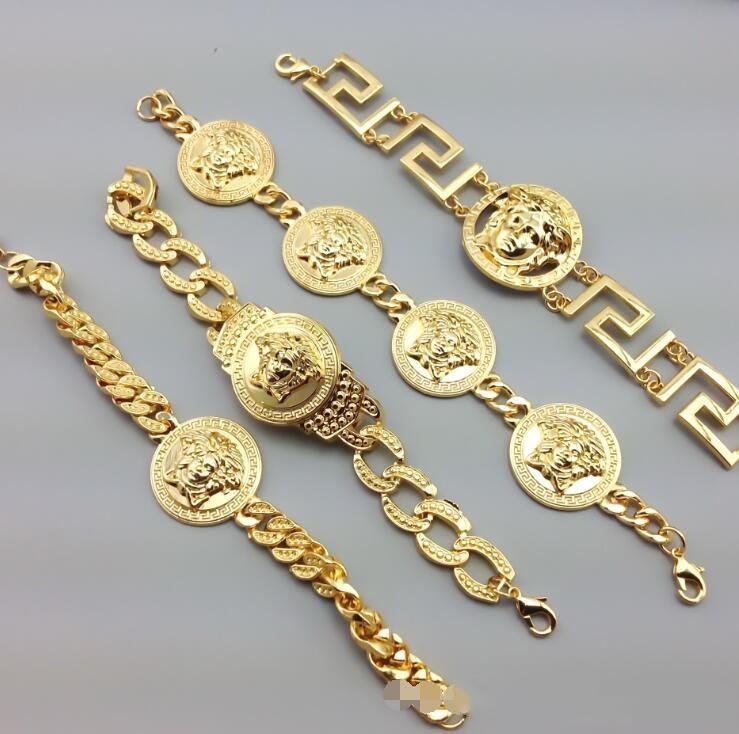 Fashion MEDUSA Bracelet Best Seller Uk Seller