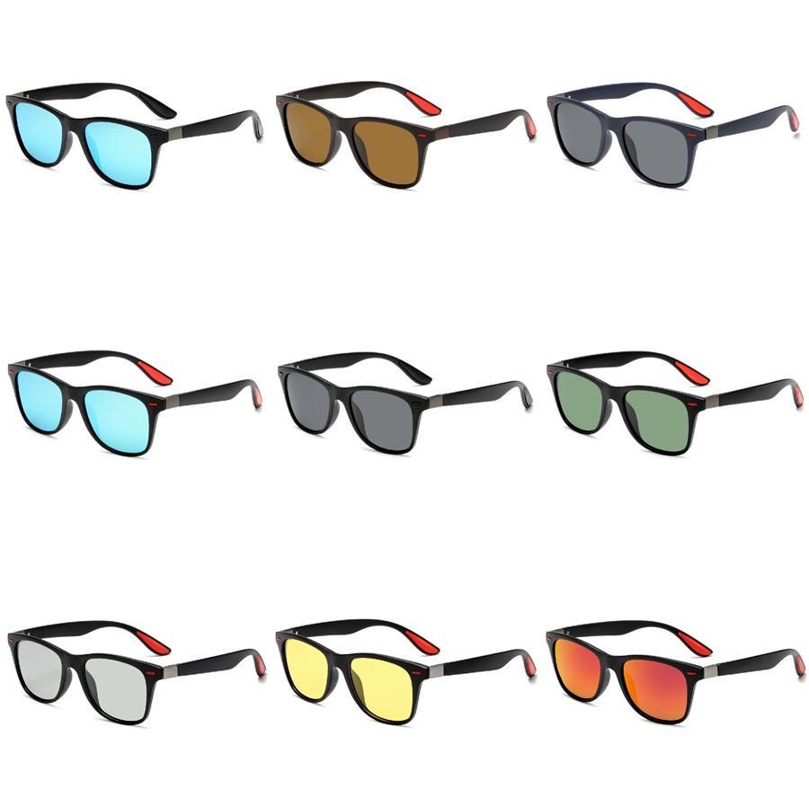 Dsgn Co. 2020 bonito moda sem aro dos óculos de sol para as mulheres 7 Cor Flor Moda óculos de sol UV400 # 614