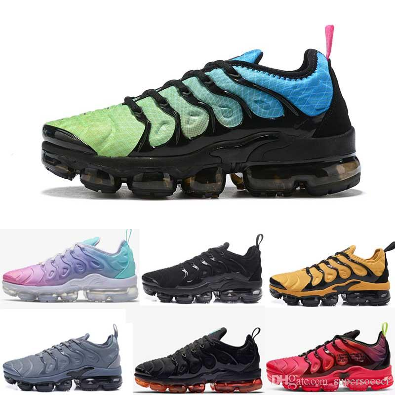 New TN Além disso Olive branco metálico de prata Colorways Shoes Shoes para a execução Masculino sapatos Triple Pack Mens Preto sapatos