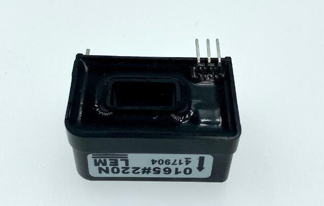 0165 # 22N LEM Nuovo sensore, 50A, 150A hanno anche, tipo nero