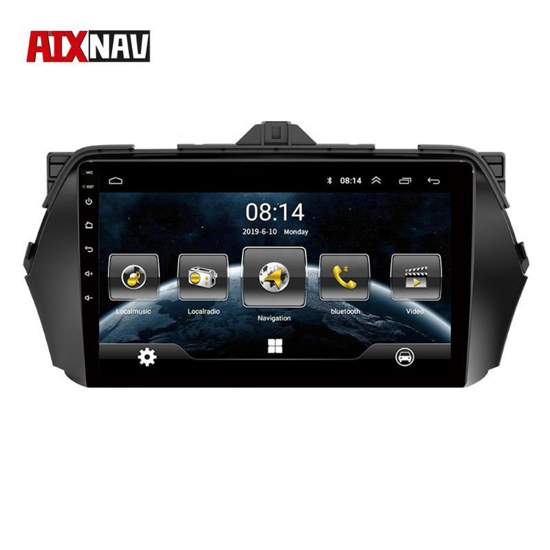 Android 8.0 estéreo Autoradio automóviles con pantalla 4 Núcleo de Turismo navegador GPS camión En 2015 Alivio MP3 MP4 HD reproductor de vídeo de DVD del coche