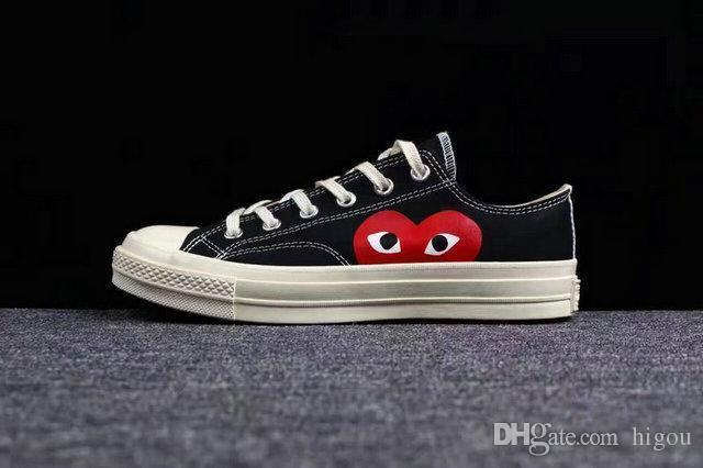 Play All Stars Shoe CDG Canvas Converse