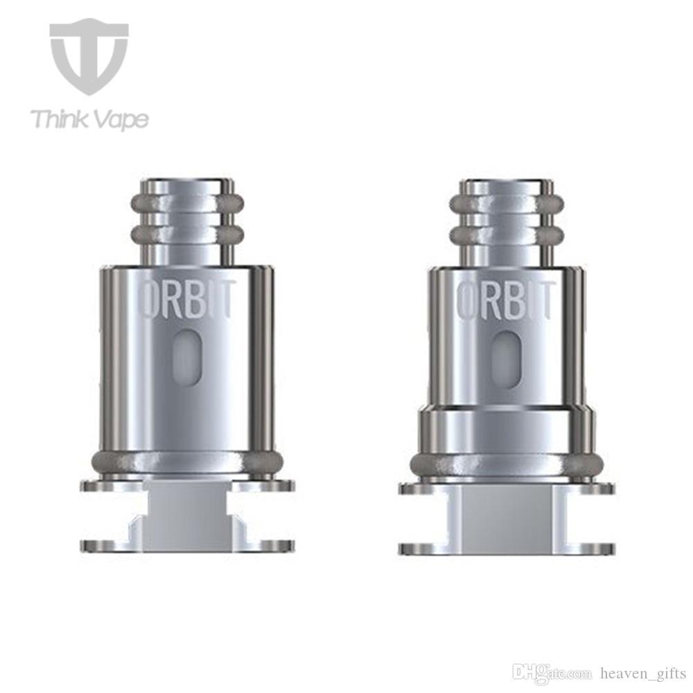 5pcs Think Vape Orbit Coil 0.6ohm/1.2ohm for Think Vape Orbit Pod Cartridge Electronic Cigarette Original