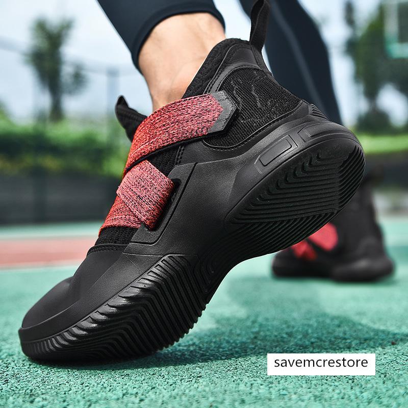 Дженнифер Top Баскетбол обувь Профессиональная спортивная обувь Мужской спортивный кроссовки Мужская дышащий на воздушной подушке Chaussure Homme