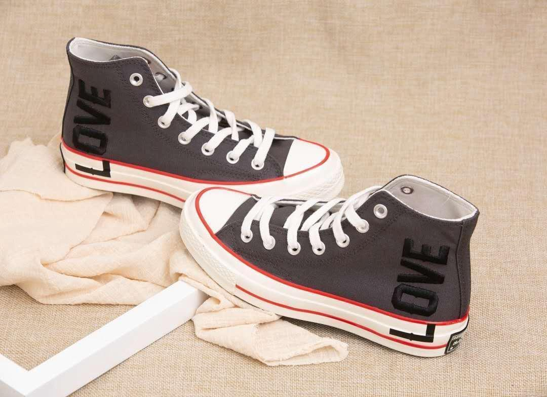 2020 ayna 1970'ler taylor all stars moda Erkekler Kadınlar Tuval Üçlü Siyah Lacivert Çizgili yıldızı Casual Ayakkabılar spor ayakkabısı 36-44057f # espadrilles