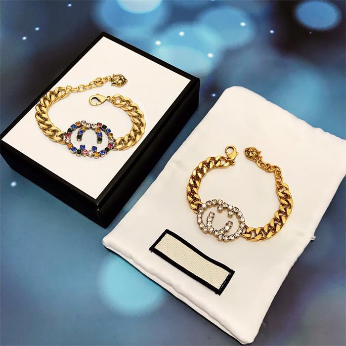 2020 neue Frühlings- und Sommer Fabrik meistverkauften Europa und den Exporte Diamant-Halskette Armband USA aus Messing Material, zu Hause