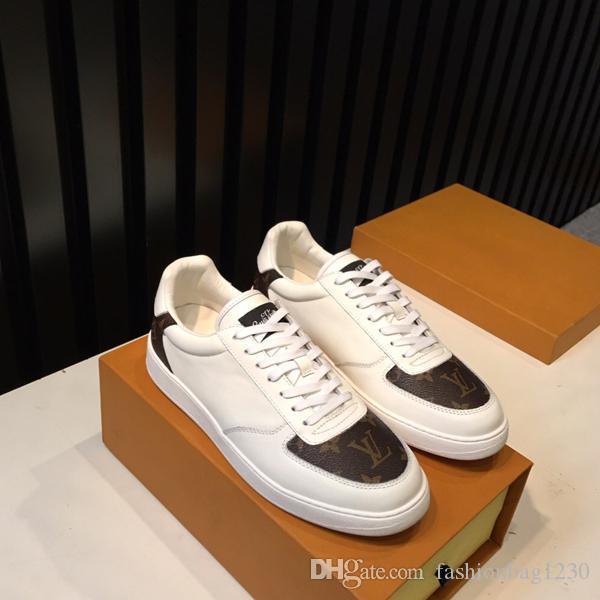 Мода спортивной тренировки обувь весны мужская обувь профессиональная подготовка спортивной моды случайные кожаные кроссовки супер звезда обувь