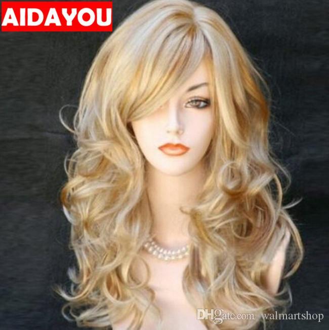 Beyaz kadınlar için peruk peruk sarışın ile dantel ön aksesuarları brezilyalı saç kapaklar siyah kadınlar için ombre koyu kahverengi eveyday bea089