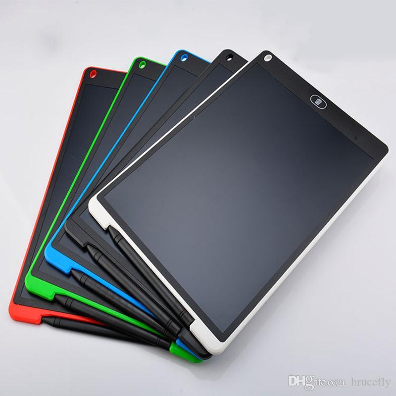 La escritura de la tableta LCD Digitales 8.5 pulgadas tableta de dibujo de escritura a mano Blocs tableta electrónica portátil para adultos niños de los niños