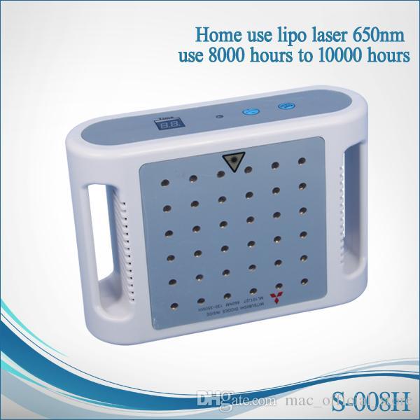 BÜYÜK İNDİRİM !!! Mini lipo lazer 650nm dalga boyu lipolaser zayıflama makinesi ben ev kullanımı için lipo lazer liposuction makinesi