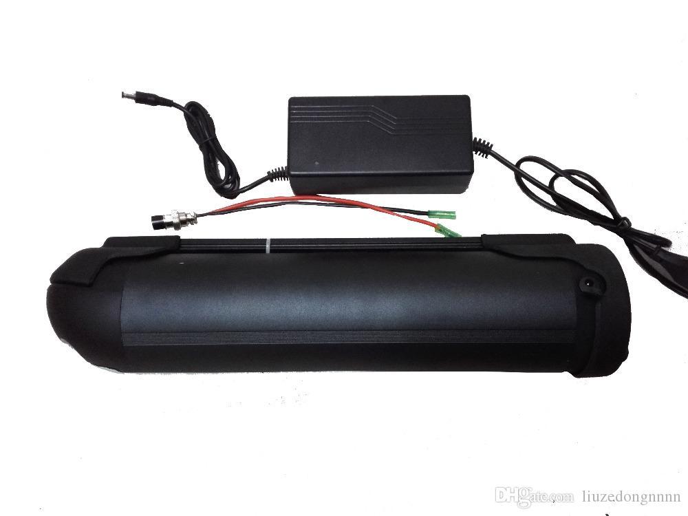 Tax Free EU! Elektro-Fahrrad-Lithium-Batterie Akku für Panasonic 48V15Ah für Bafang / 8FUN BBS02 750w Mitte Auto-Motor-Kits