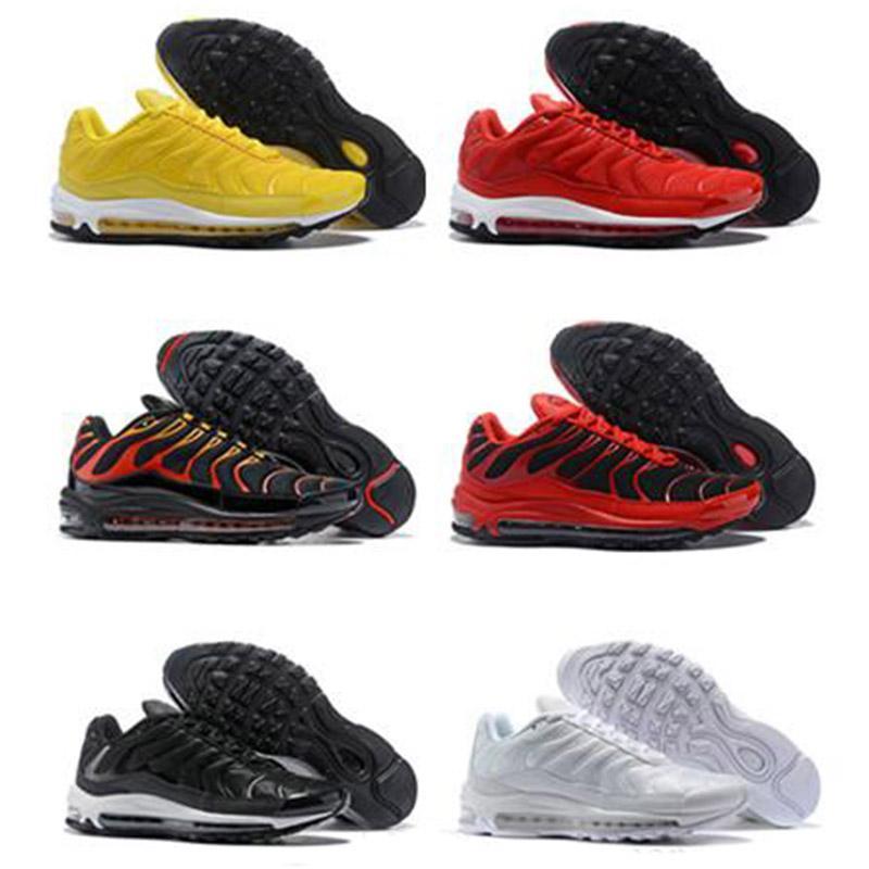 2019 Mens Plus Zapatiallas Hombre OG hombre atlético calzado deportivo de diseño de los zapatos corrientes 40-46 zapatos para correr