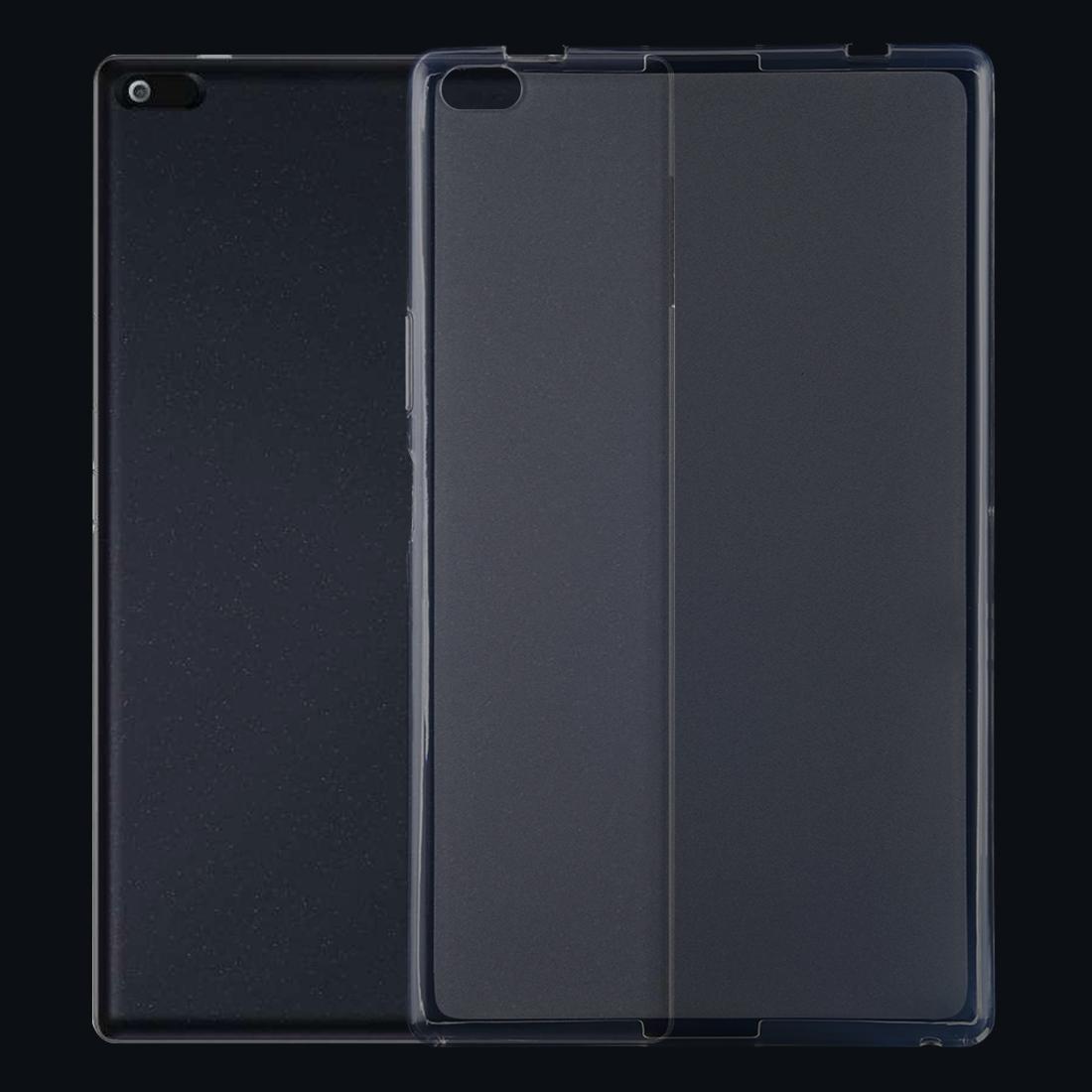 Şeffaf TPU Kılıf Dropproof Lenovo Tab 4.8 ile 0.75 İçin