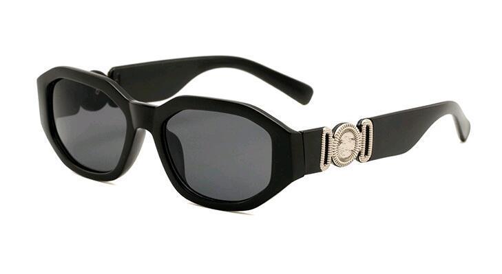 Full Frame Gafas de sol Accesorios de Moda Desig UV400 gafas de sol para las mujeres de los hombres de calidad gafas de sol originales de los hombres de lujo con el caso