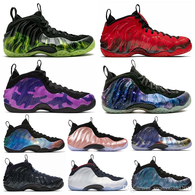 chaussures de basket-ball hommes mousse one one penny hardaway chaussures de sport en mousse one Alternate Galaxy Paranorman baskets de sport 7-13