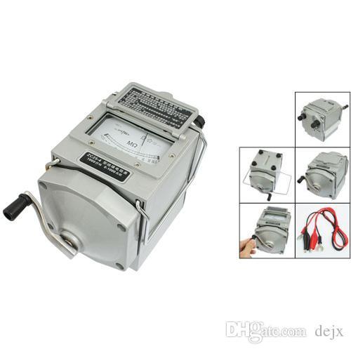 Freeshipping Insulation Megohm Tester Resistance Meter Megohmmeter