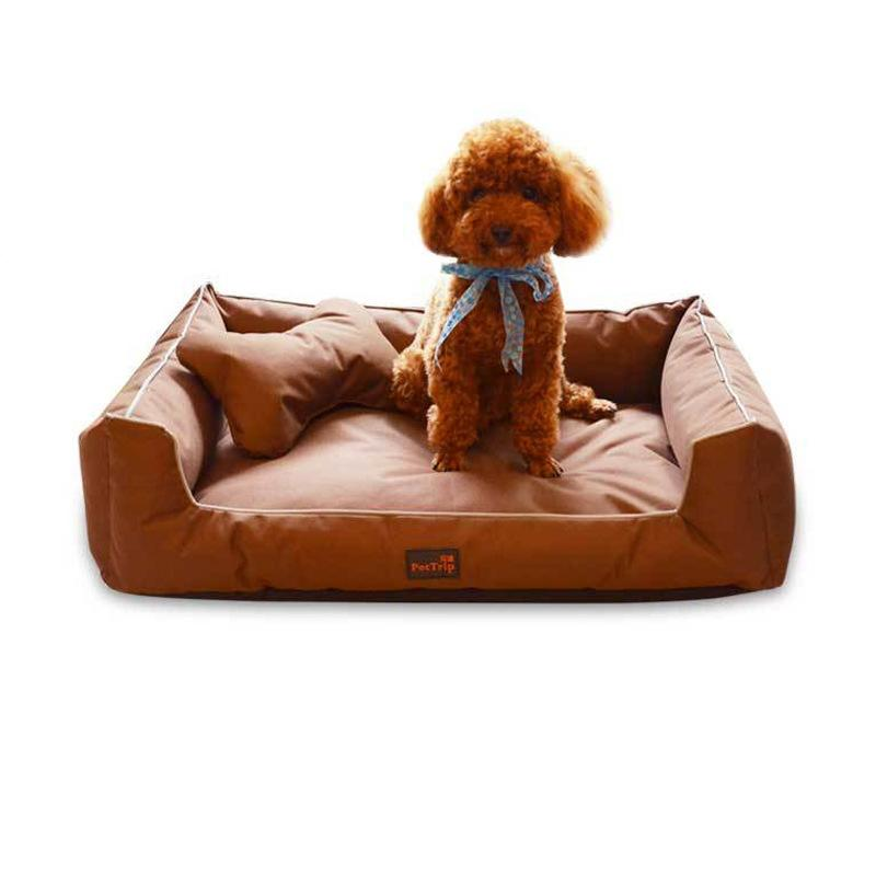 Durable Comfortable Dogs Sofa Bed House Pet Playpen Warming Dog Houses Matelas Pour Casa Tents Lit Chien Animal Products DD60DB