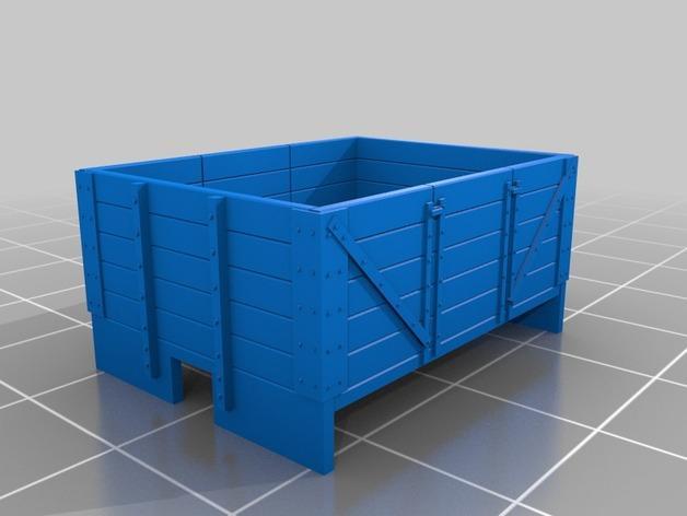 Çöp kamyonu Özel sipariş yüksek kalite, yüksek hassasiyetli dijital modeller 3D baskı hizmeti Klasik ST2183 nesneleri