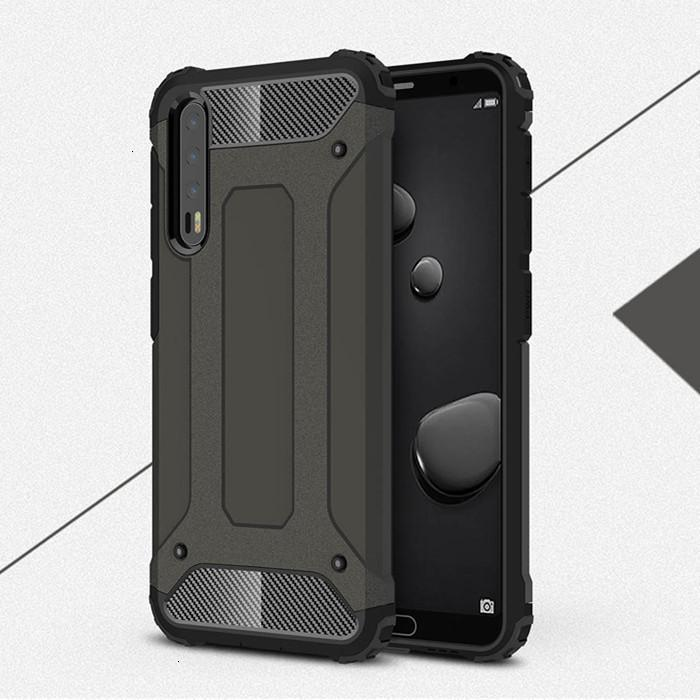 Super Protecteur SGP Spigen Armure Tough Armor pour Lite P30 Huawei P20 Pro P10 et P9 Y9 2019 Y7 Y6 Y5 Couverture mixte