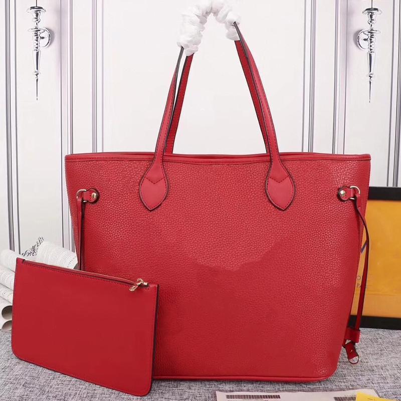 2020 Designer borse della borsa Moda Donna Borse da viaggio in pelle Zipper della borsa Accessori Donna sacchetto del progettista femminile Borsa con Wal3275 #