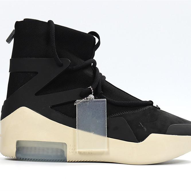 Dios Raid Negro AT8087 002 con NEGRO NEGRO FÓSILES mejores zapatillas de deporte para hombre para mujer de los hombres cómodos zapatos de baloncesto de los womans hombre entrenadores schoene